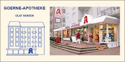 Goerne Apotheke in Hamburg-Eppendorf