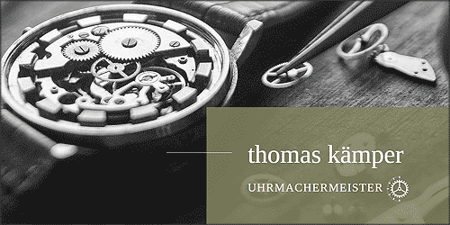 Thomas Kämper Uhrmachermeister in Hamburg
