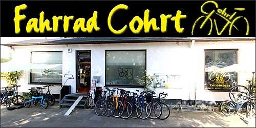 Fahrrad Cohrt in Hamburg