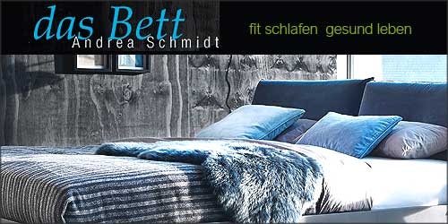 Das Bett in Hamburg-Winterhude