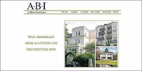 A. Böger Immobilien in Hamburg-Eppendorf