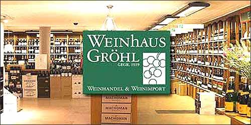 Weinhaus Gröhl in Hamburg-Eppendorf