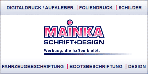 Mainka Schrift+Design in Hamburg