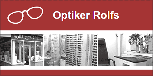 Optiker Rolfs in Hamburg