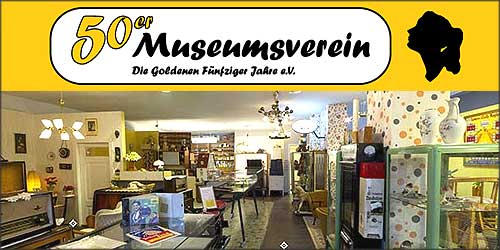 50er Museum in Hamburg