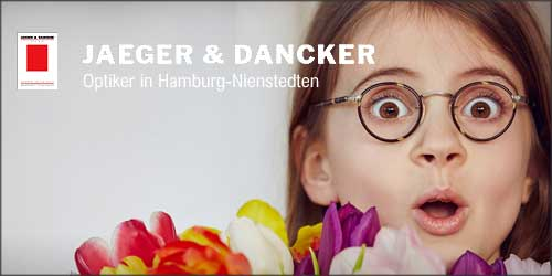 Jaeger & Dancker Optiker in Hamburg