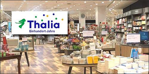 Thalia Buchhandlung in Hamburg