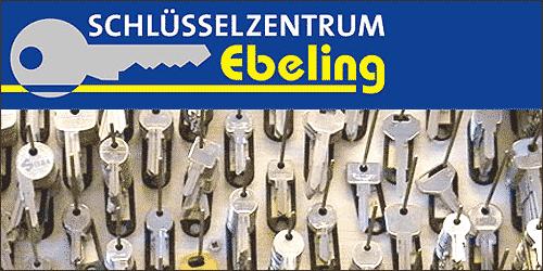 Schlüsselzentrum Ebeling in Hamburg-Eppendorf