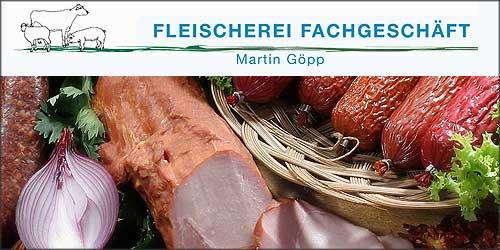 Fleischereifachgeschäft Martin Göpp in Hamburg