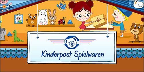 Kinderpost Spielwaren in Hamburg-Wellingsbüttel