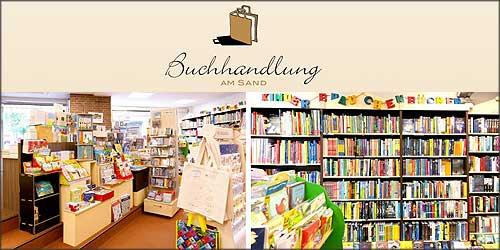 Buchhandlung am Sand in Hamburg-Harburg