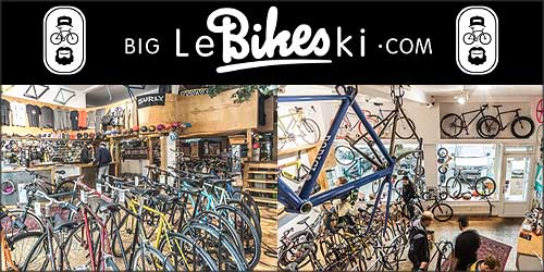 Big Lebikeski in Hamburg