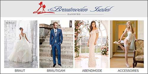 Brautmoden Isabel in Hamburg