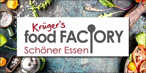 food factory in Hamburg und Stelle