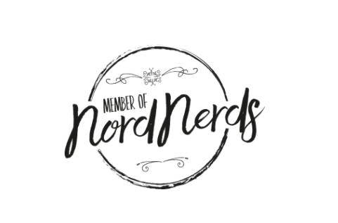 """Logo der Blogger-Community """"NordNerds"""". Bild von NordNerds."""
