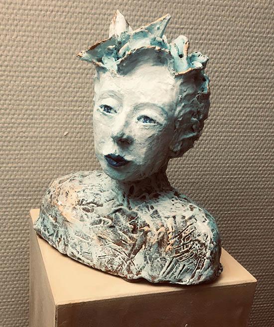 Fernweh | Keramik | 2018