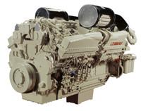moteur commercial QSK50 MCRS