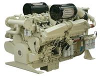 moteur auxiliaire QSK38 MCRS