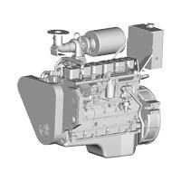 moteur auxiliaire 6BT5.9-DM