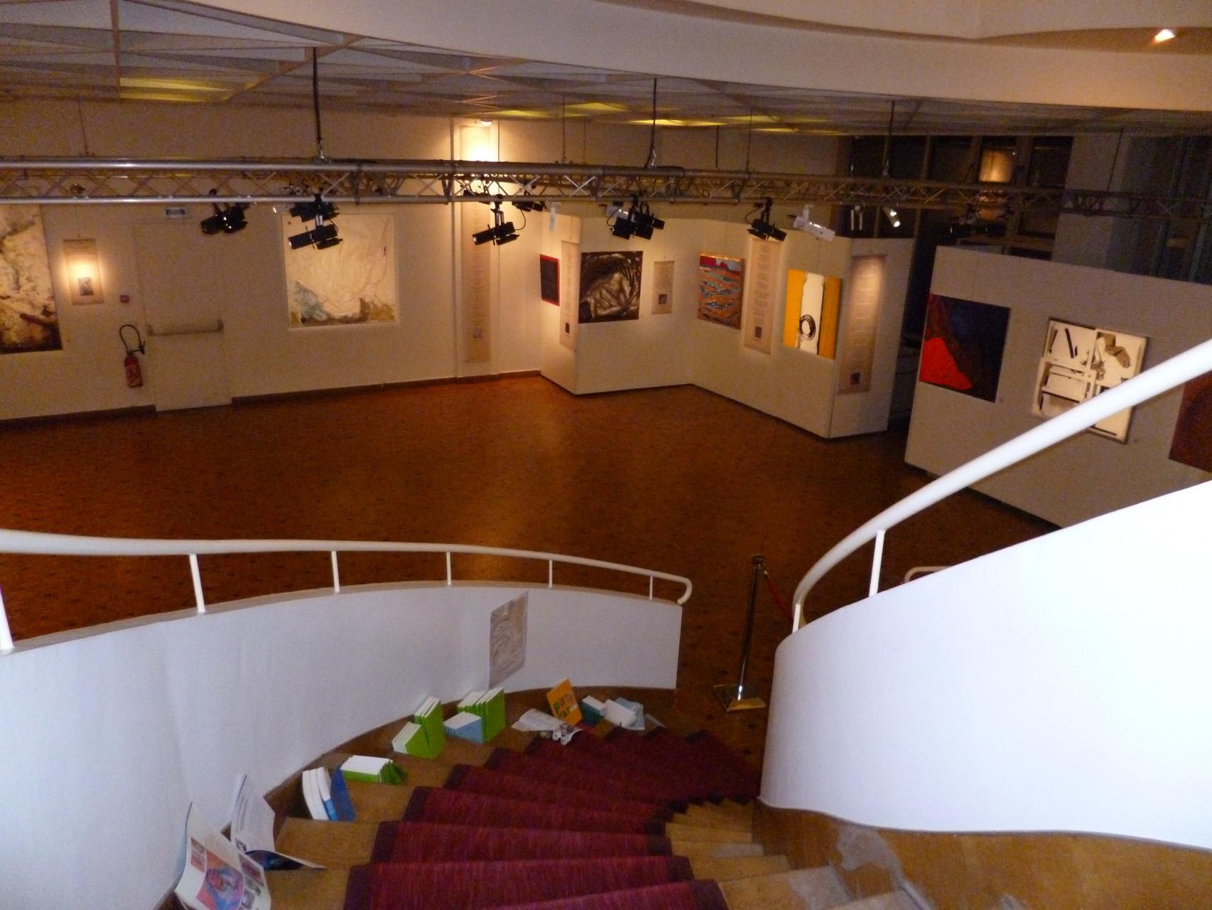 Exposition au Centre Culturel Algérien à Paris