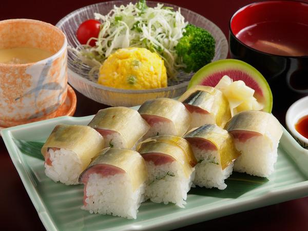 北海道 江別市 さんま棒寿司