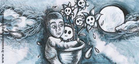 traumsymbol traumdeutung tod sterben krankheit tot