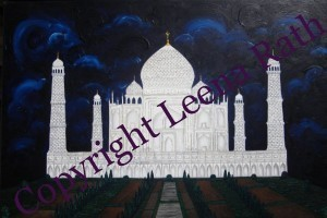 Taj Mahal 40 x 60