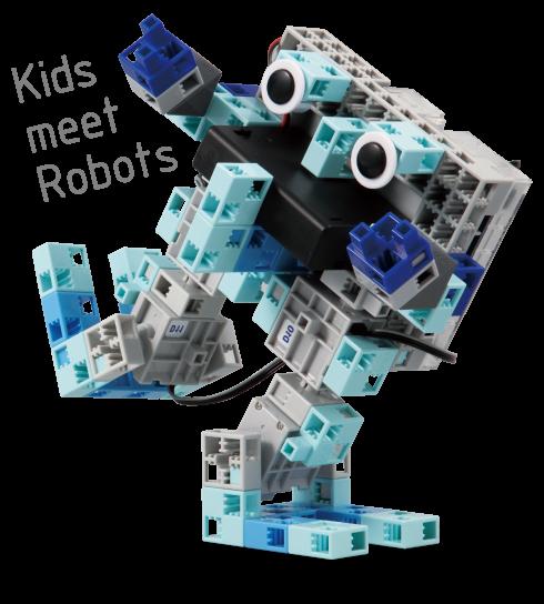 ロボットプログラミングは楽しいよ!
