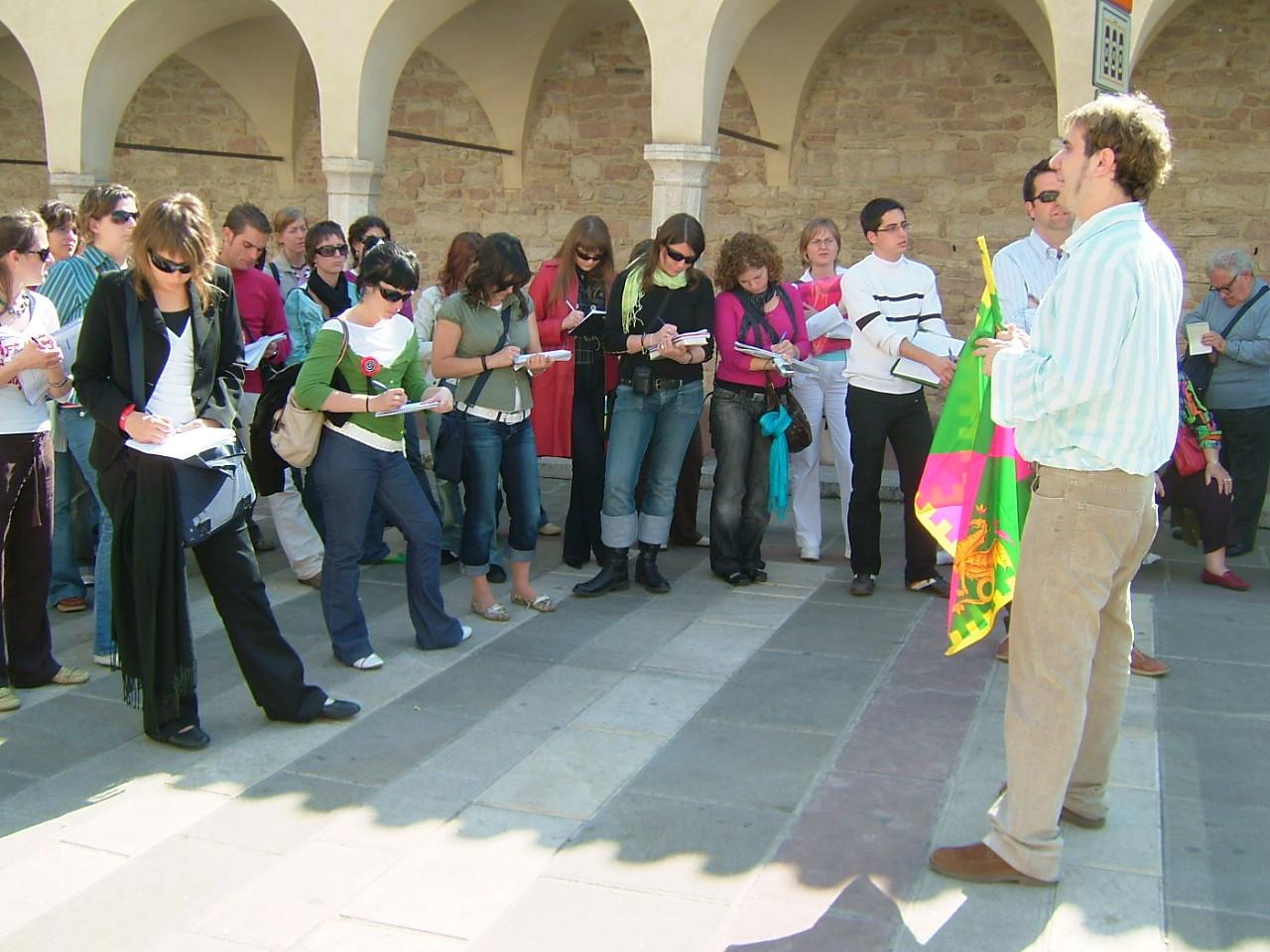 2005. Assisi