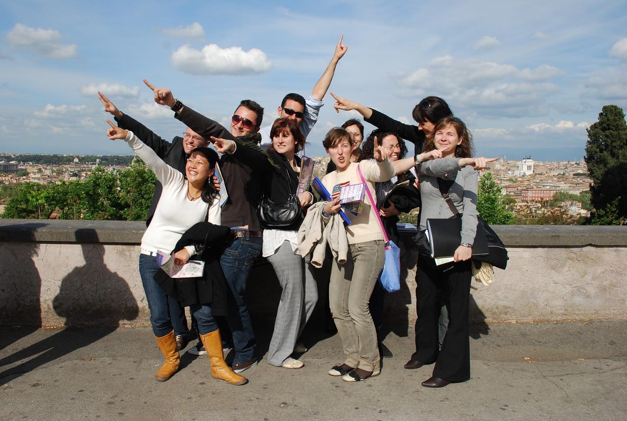 2008. Trastevere. Roma