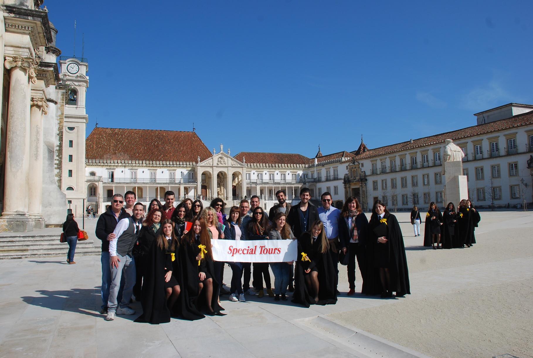 2014. Coimbra