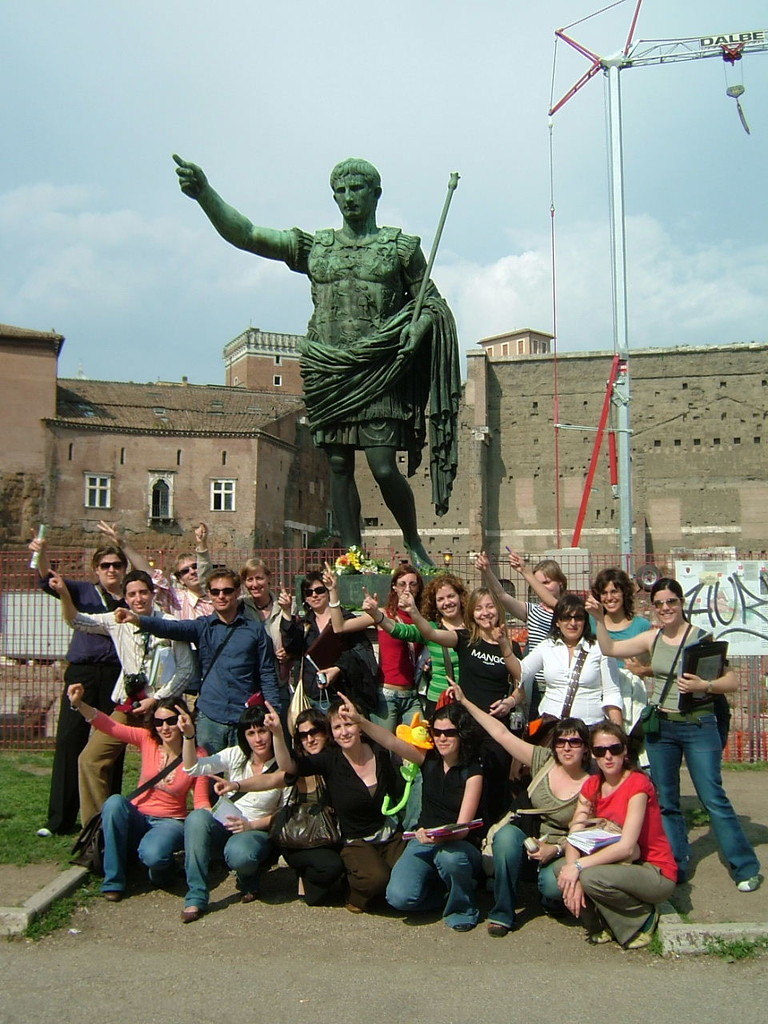 2005. Monumento a Adriano. Roma