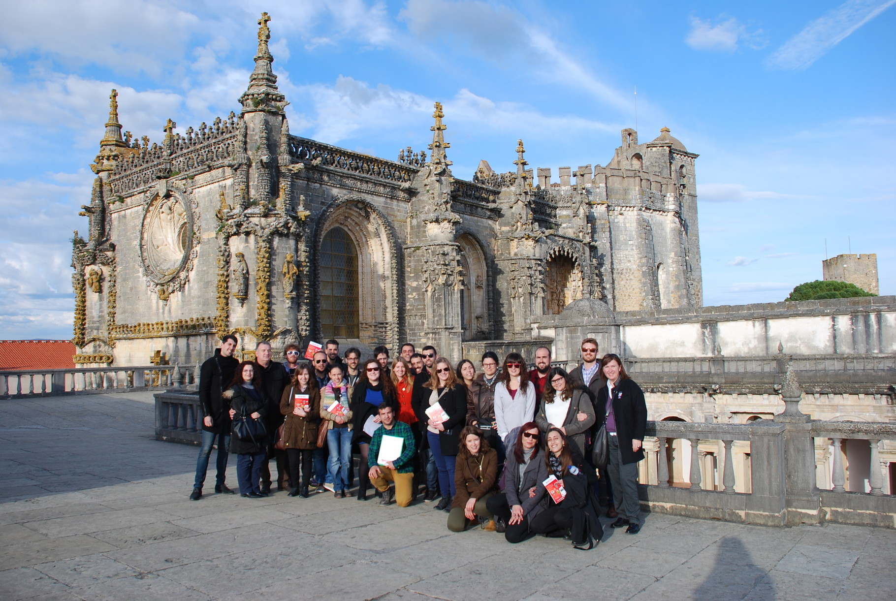 2015. Castillo de Tomar
