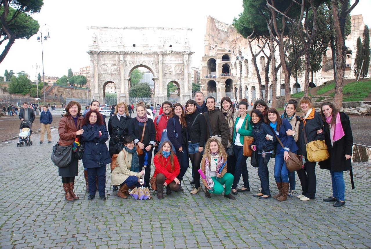 2012. Roma