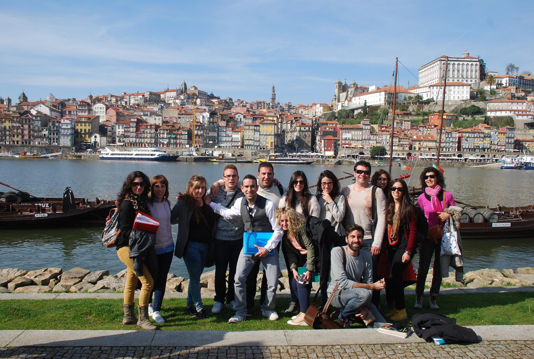 2014. Porto