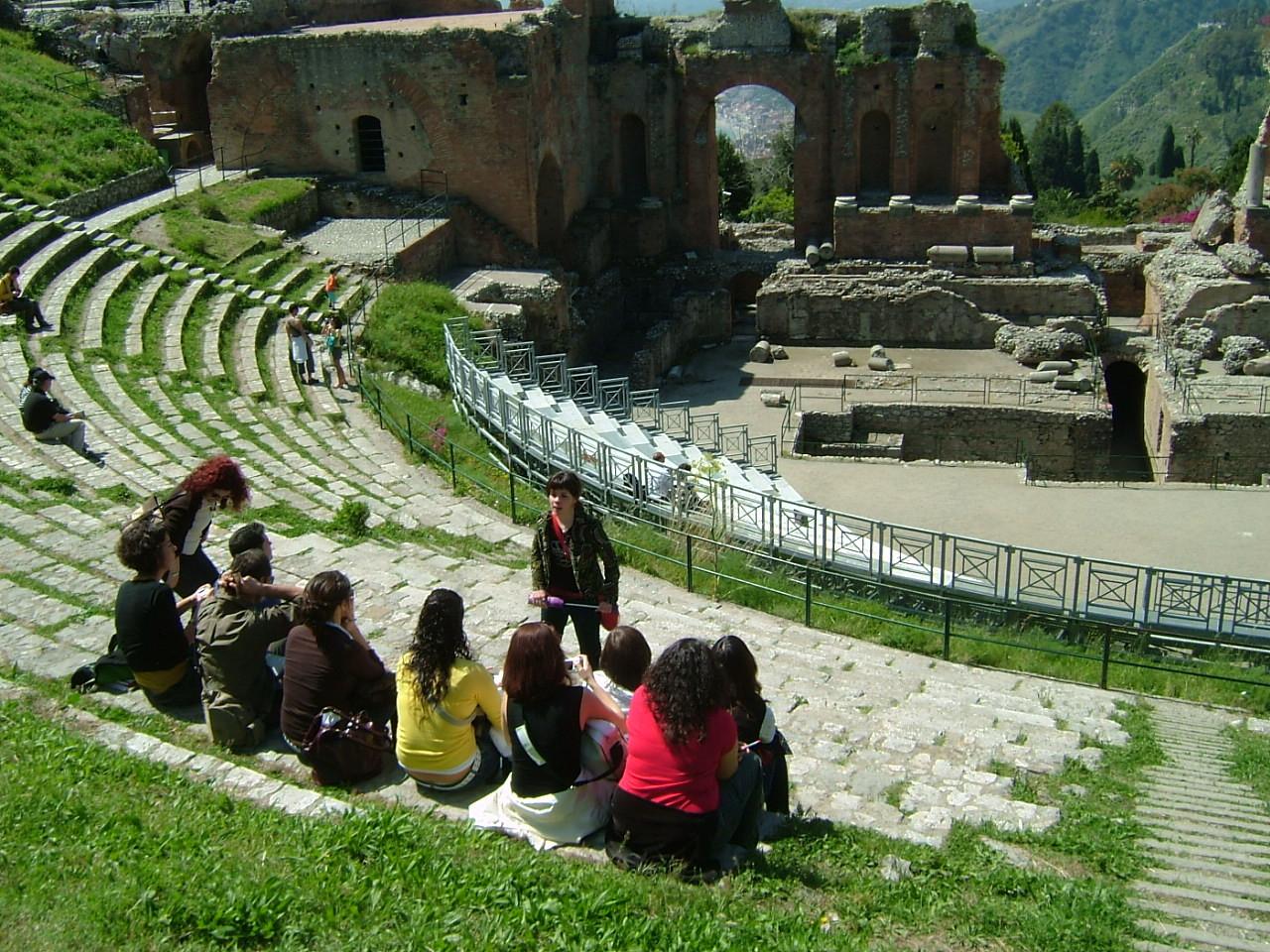2007. Taormina. Sicilia