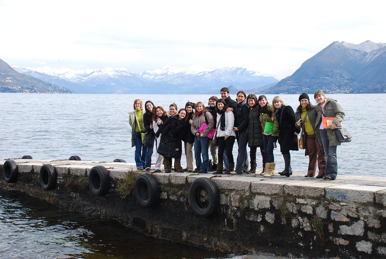 2006. Lago Maggiore. Norte de Italia