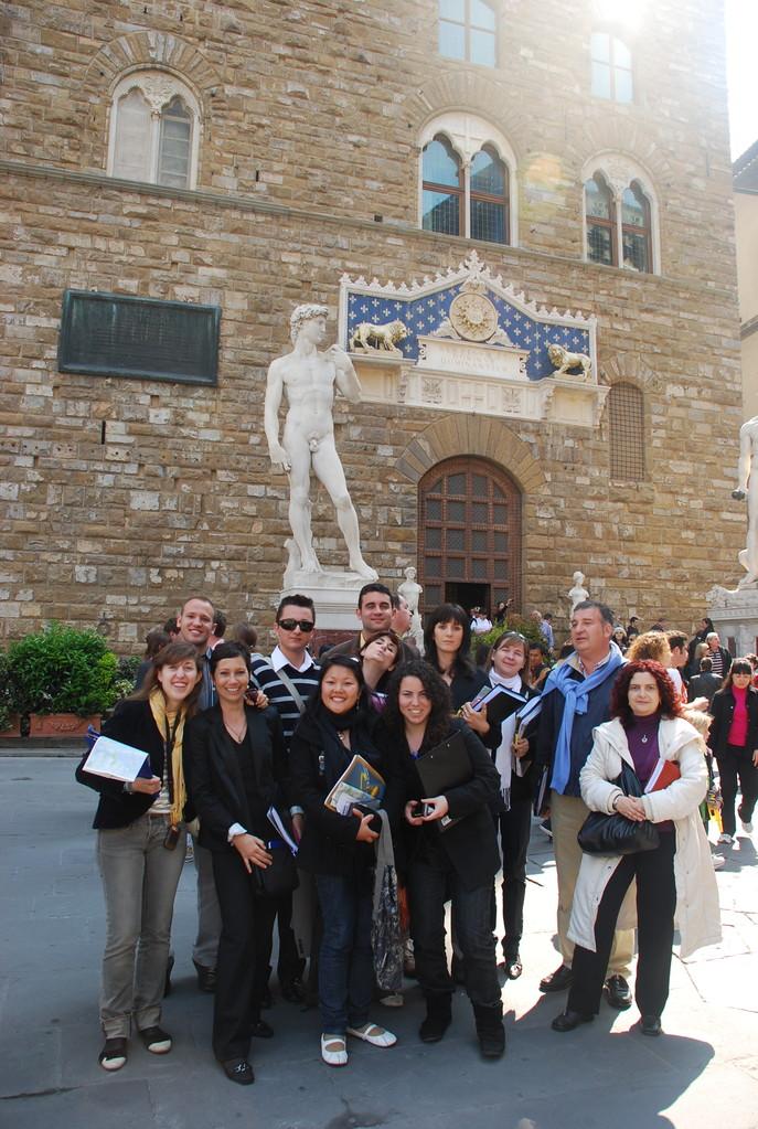2008. El David. Florencia