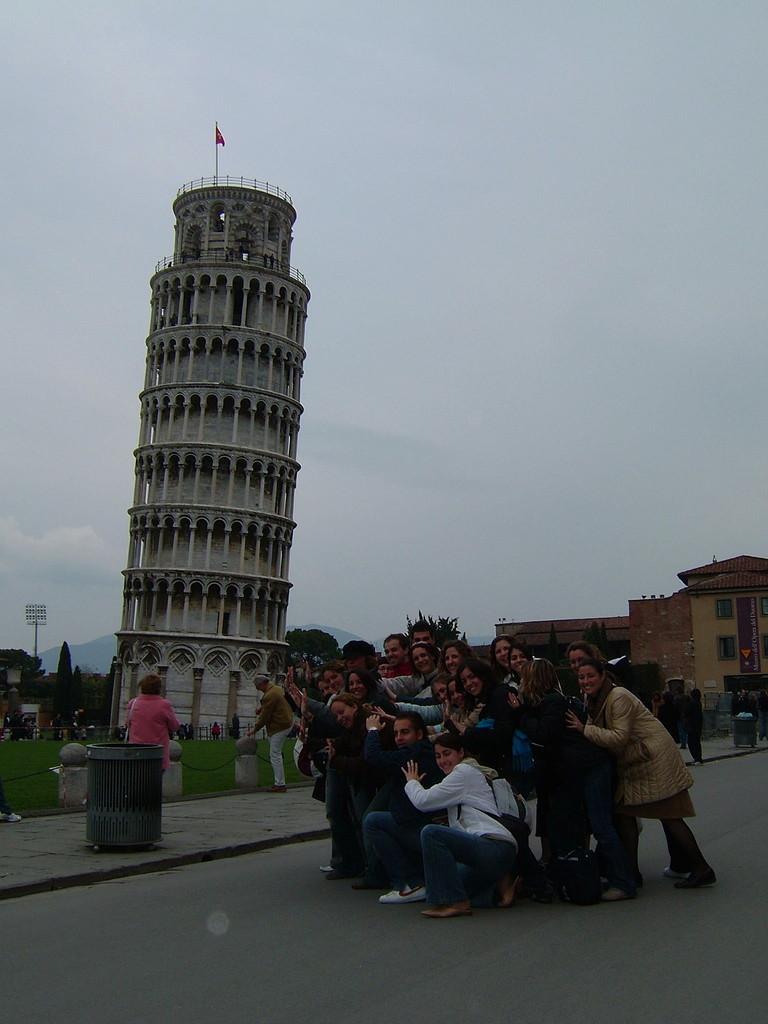 2003. Pisa