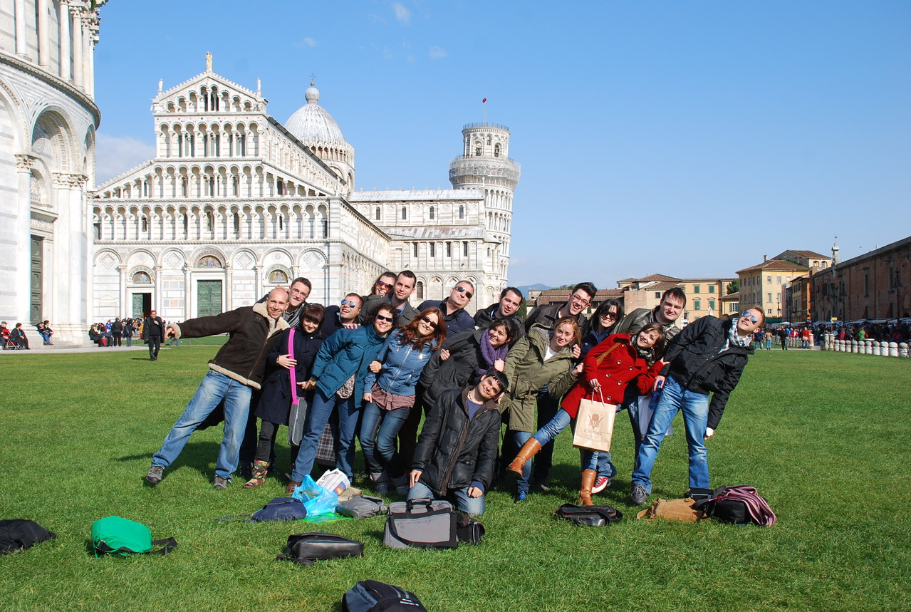 2010. Pisa