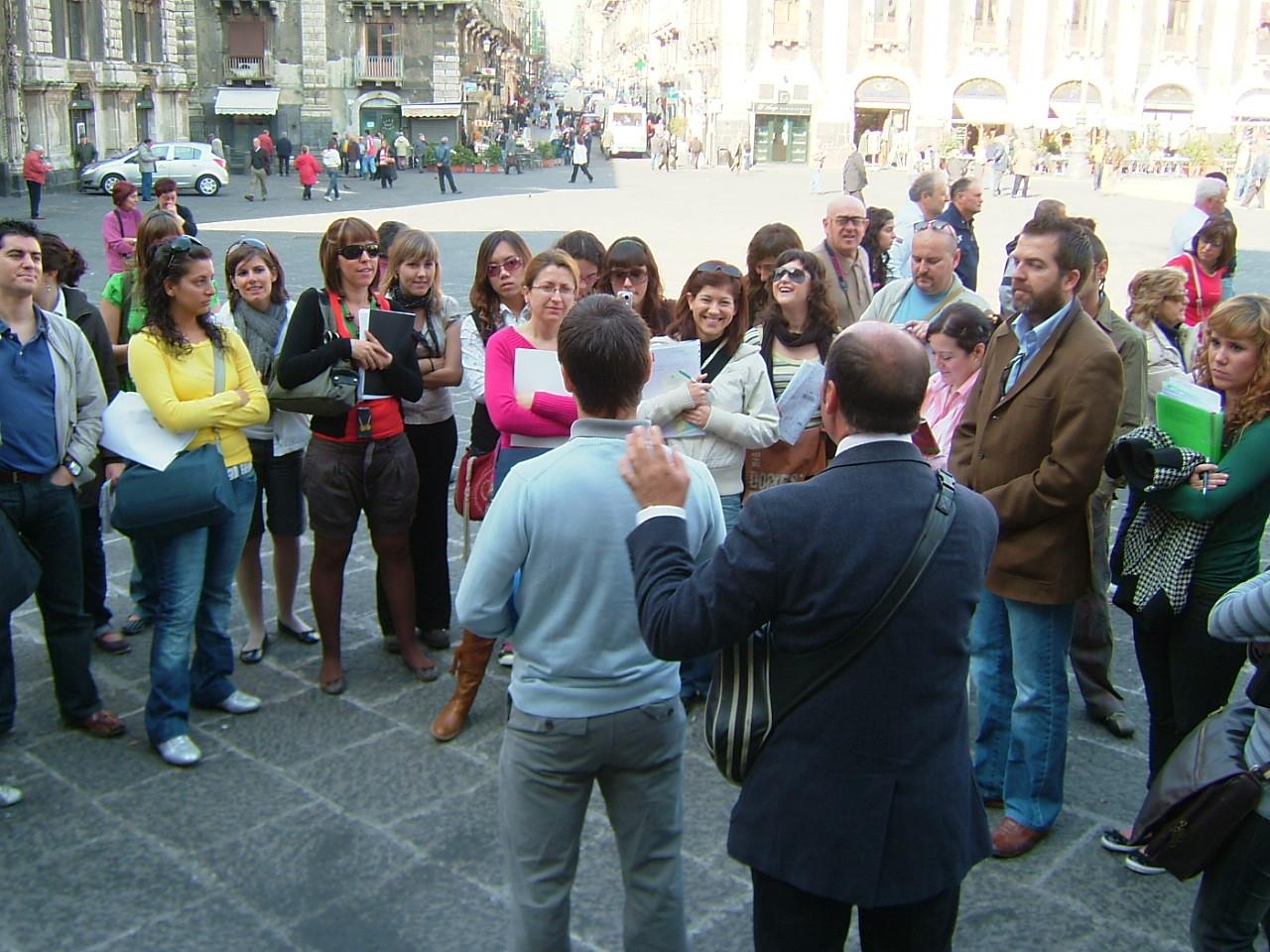2007. Catania