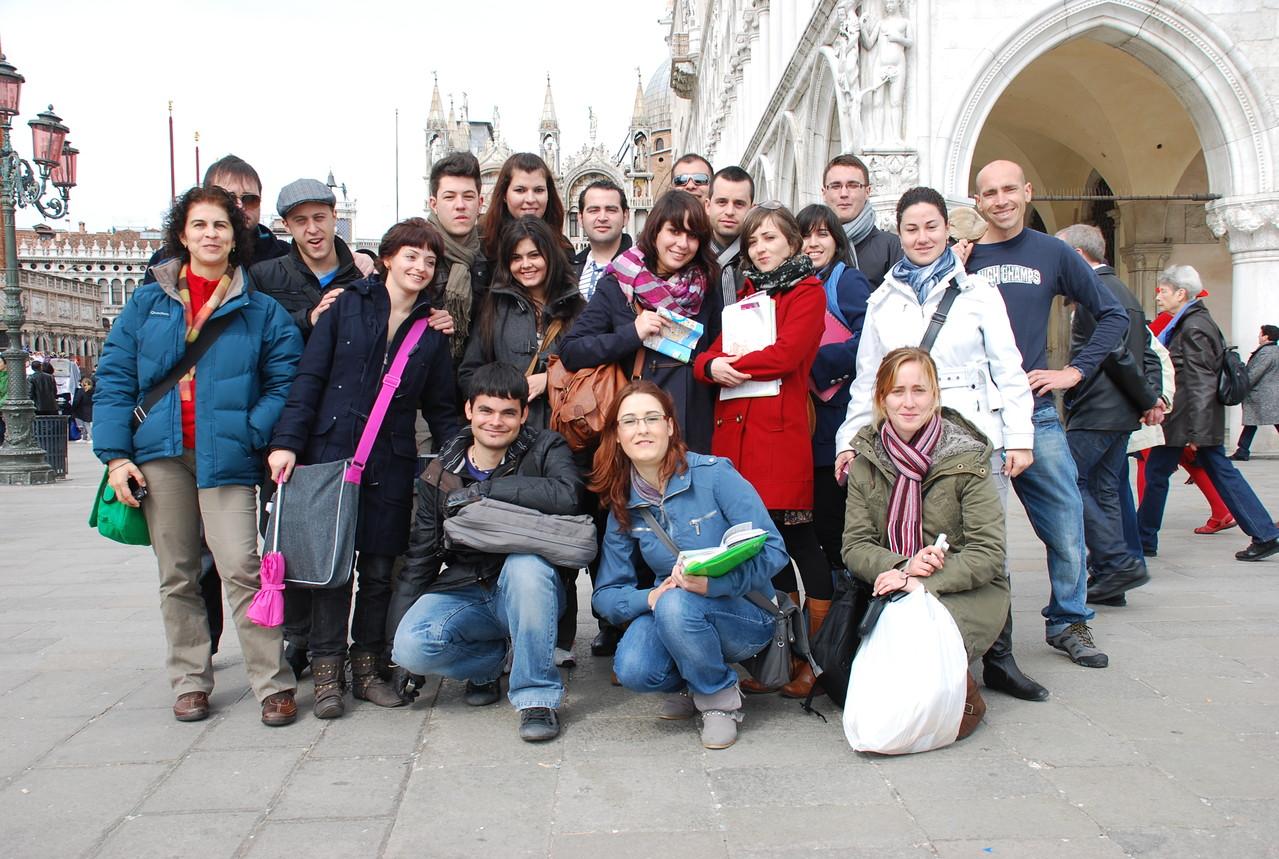 2010. Plaza de San Marcos. Venecia