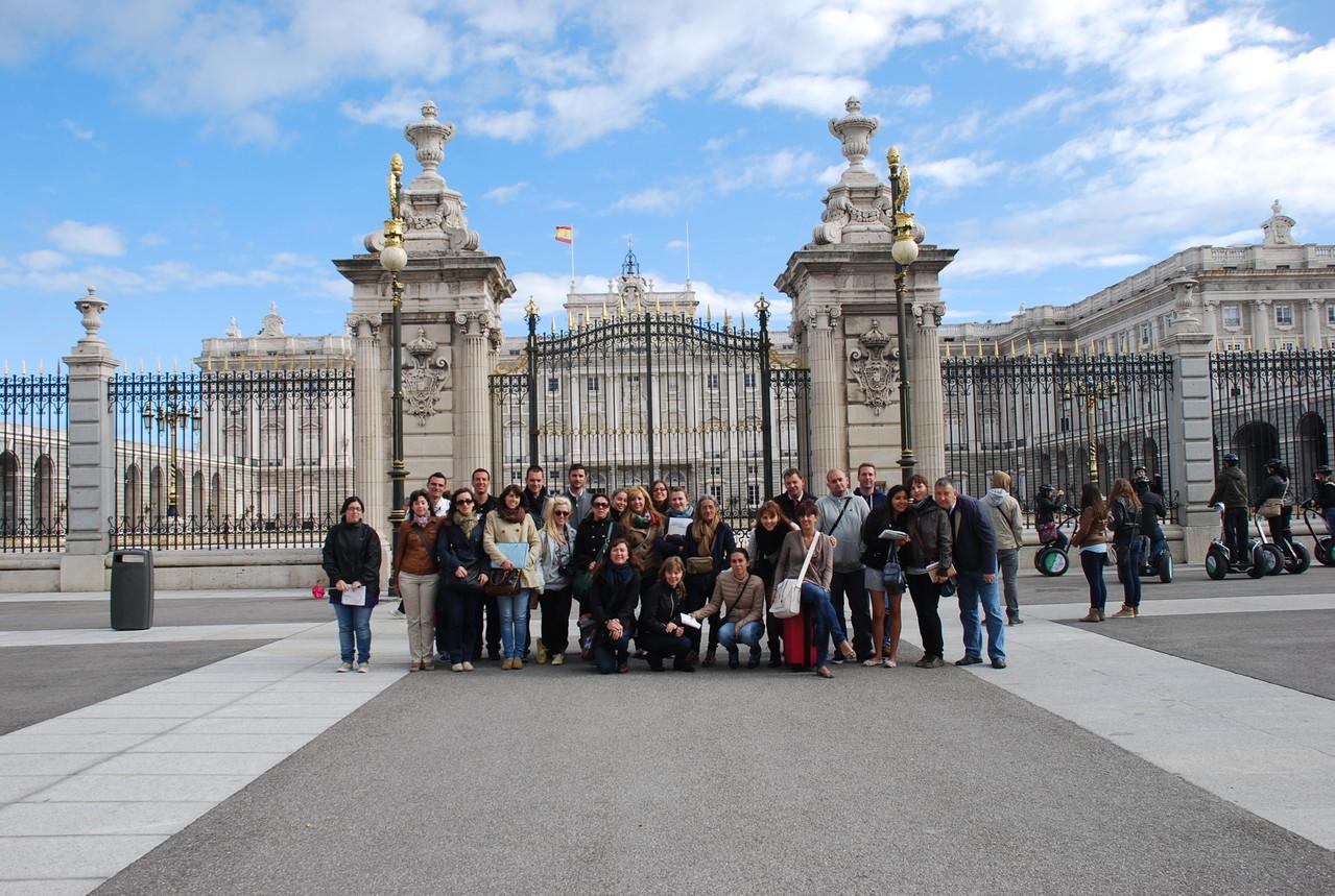 2013. Madrid