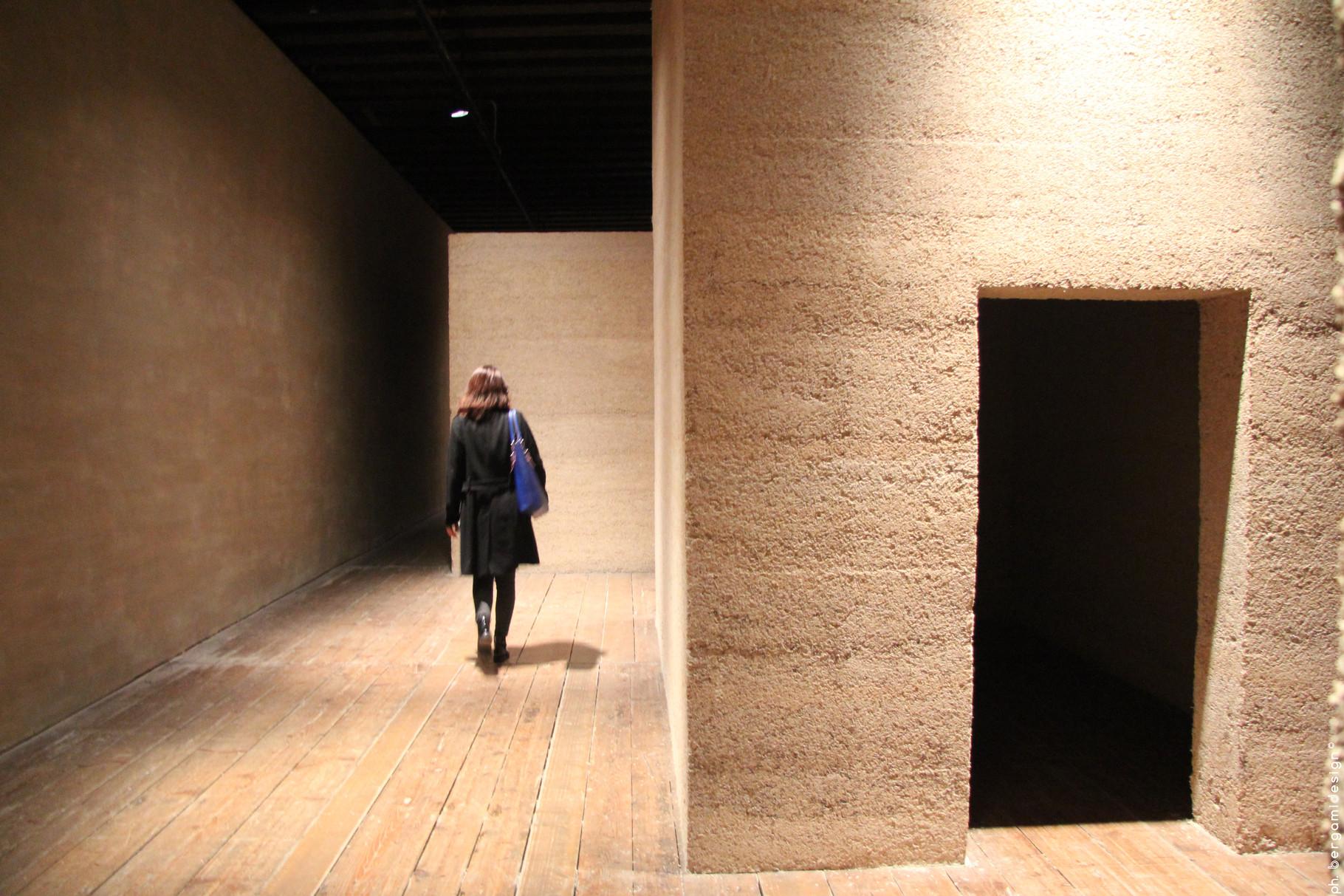Cinque padiglioni architettonici, Axel Vervoordt, Tatsuro Miki e Jorgen Hempel