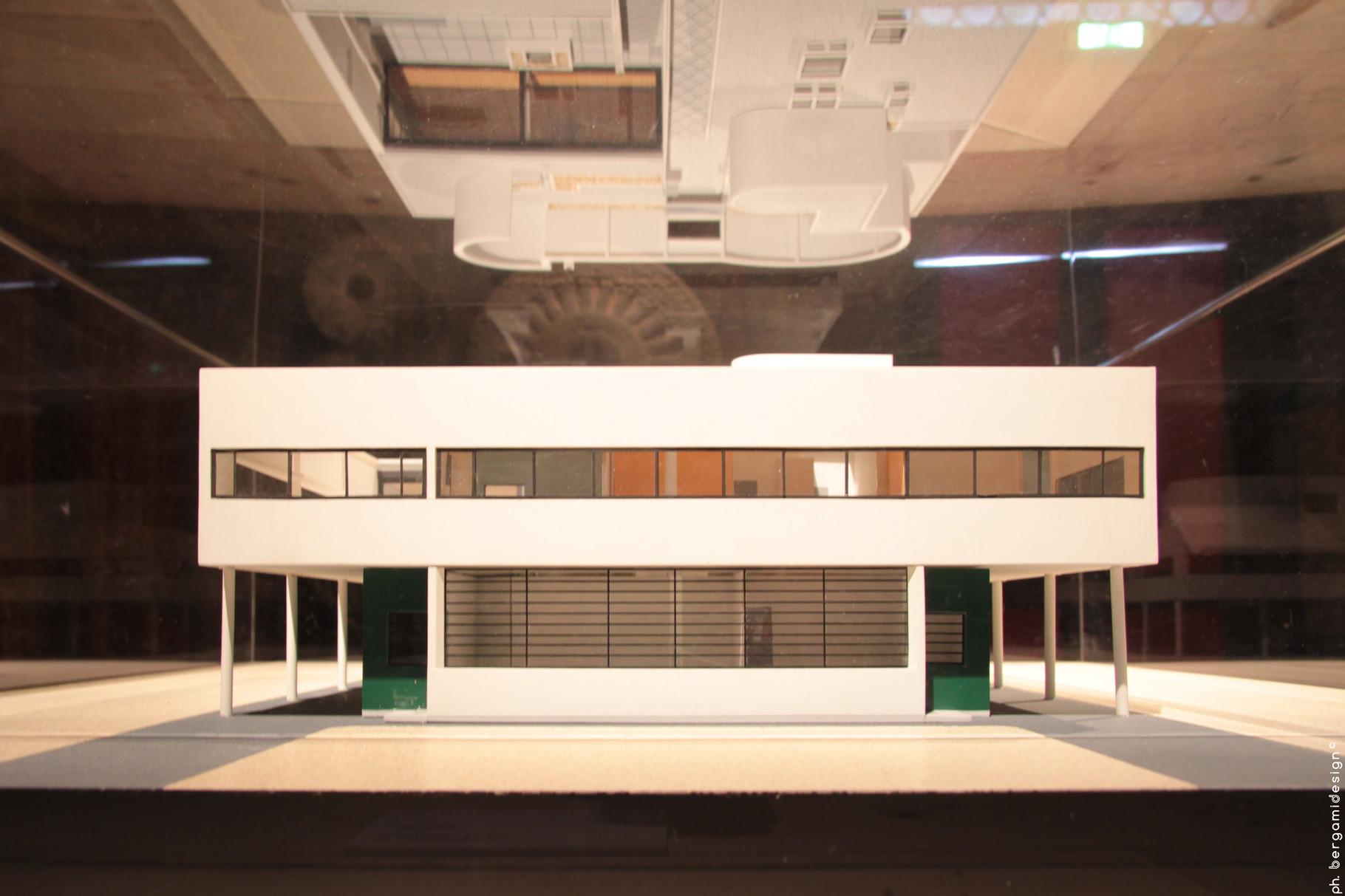 Modello architettonico, Le Corbusier