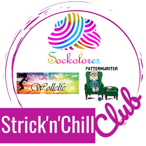 Unser Strick'n'Chill Club ist eröffnet