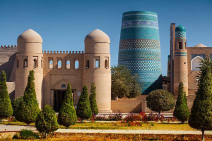 Chiwa - Usbekistan
