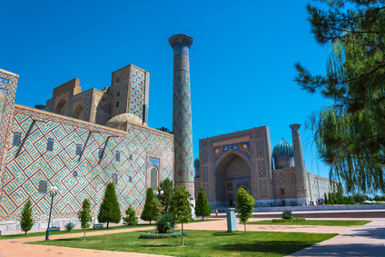 Registan - Samarkand - Usbekistan