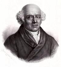 Homöopathie Bochum - Dr. Samuel Hahnemann gilt als Begründer der Homöopathie.