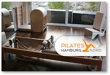 Foto: Pilates-Schnuppertraining in meinem Studio in Hamburg-Sasel